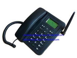 OEM-Quad Band GSM WCDMA 3G фиксированного беспроводного телефона Desktop Fwp бис Anatel утвердил замка ячейки