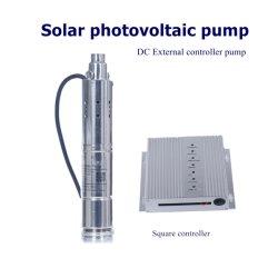 Contrôleur Extrenal Micro solaire de la pompe haute pression de pompe à eau DC 3,5 pouces max 60m de la tête