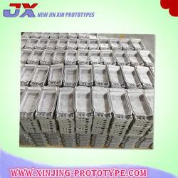 Высокое качество пользовательских алюминий листовой металл изготовление лазерная резка/ изгиба/сварки