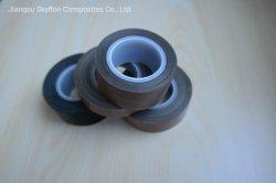 テフロンPTFE上塗を施してあるガラス繊維の粘着テープ