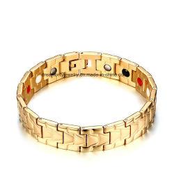 Bracelete do Encanto da Jóia de Traje, Bracelete da Cor do Ouro