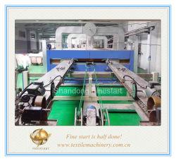 Dopo la tessitura o il processo di lavoro a maglia, il macchinario di rifinitura della tessile della Calore-Regolazione Stenter sarà utilizzato