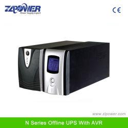 コンピュータのための400va -1500vaライン対話型の予備発電オフ・ラインUPS
