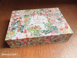 Evnviromentalの物質的な保護の化粧品のためのギフト用の箱の高級な包装