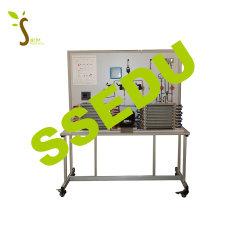 Pädagogisches Geräten-unterrichtendes Gerät Berufsausbildungs-Gerät computergesteuerter allgemeiner Abkühlung-Kursleiter