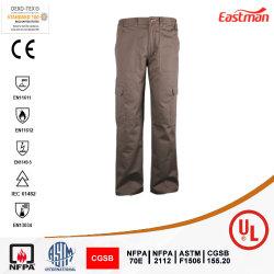 Fr Pantalon de travail résistant aux flammes Pantalon Pantalon de sécurité