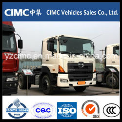 Nieuwe Hino 700 4X2-Tractortruck met 6 wielen en 380 pk