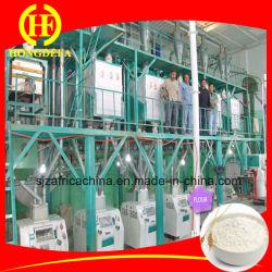 Алжир 60t в24h пшеничной муки фрезерного станка для различных классов хорошего муки