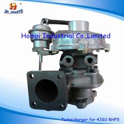 De auto Turbocompressor van Delen voor Isuzu 4jg2 Rhf5 Ve430023 Rhf4/Rhb5/Rhb6/Gt22/Gt25