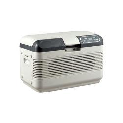디지털 표시 장치를 가진 12V 24V 차 냉장고 12L 냉각기 상자