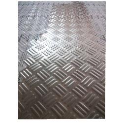 5052 6061 алюминиевых Checker пластины регулировки ширины колеи листов профиль