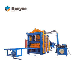 Гидравлический пресс для кирпича автоматической цемента завод оборудования8-15 Qt