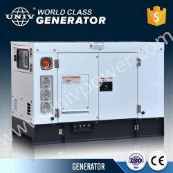 Type de moteur Kubota Lowboy pour 7 kVA Groupe électrogène Diesel silencieux