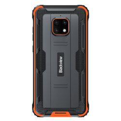 Drop Ship Blackview BV4900+323Go Go plein écran du téléphone cellulaire mobile Android Smartphone double caméra robuste déverrouiller 5580mA 4G