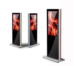 شاشة LCD تعمل باللمس متعددة الوظائف بعرض 43 بوصة للبيع السريع شاشة تعمل باللمس بسعر كشك الكمبيوتر الشخصي المتكامل