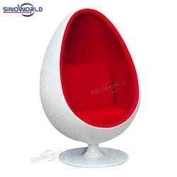 طيّار غلّة كرم نسخة [أرن] [جكبسن] دوّارة أرجوحة بيضة كرة كرسي تثبيت