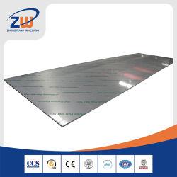 Ultra Flat Super Polished 5052/6061/7075 T6/T651/T73/T7351 H32 1 4 inch Zeer hard gelakt aluminium/aluminium blad voor panelen/trailers