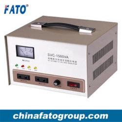 Régulateur de tension entièrement automatique de SVC (SVC-1500VA)