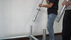 Multifunctionion 2ª mano Venta de andamios de aluminio Ringlock