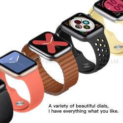 El T500 Bluetooth Deporte impermeable reloj inteligente I Series 5 6 El Uso del teléfono Iwo 12 13 para Apple iPhone Android Smartwatch
