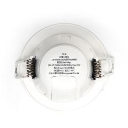 Adto vertiefte 2.5/3/3.5/4 Zoll 230V 3.5With5With6.5With8W LED Downlight für Verkauf