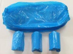 파란 처분할 수 있는 PP 소매 덮개 청정실 사용 음식 사용 공장 사용 청결한 사용
