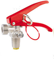 Válvula de extintor de polvo seco / Válvulas / Válvulas de extintor de CO2