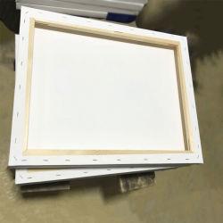 Boa qualidade directamente de fábrica 100% de tamanho maior Algodão Arte esticada Galpão para pintura