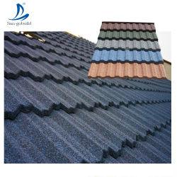 試供品の建築材料List/7は石造りの上塗を施してある金属の屋根瓦か軽量の屋根のパネルを振る