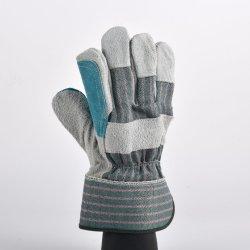 Kundenspezifische lederne Handschuhe für Gärtner/Arbeitskraft/Arbeit vom chinesischen Lieferanten