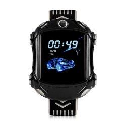 GPS Smartwatch van de Jonge geitjes van het Stuk speelgoed van de sportwagen Koele