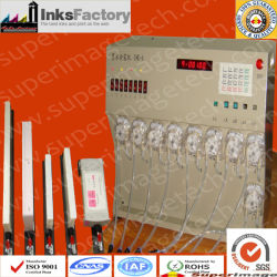 Les encres automatique Machine de remplissage (SI-JQ-FM8IN1#)