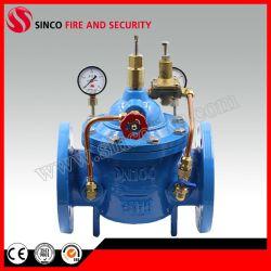 Válvula Redutora de Pressão de proteção contra incêndio
