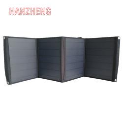 40W Foldable 태양 충전기 팩 부대 장비 휴대용 태양 전지판