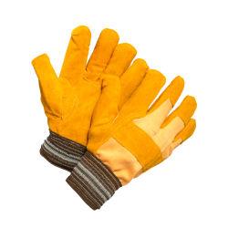 Industrielle Schweißens-Arbeits-Handschuh-Sicherheit