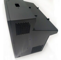 Made in China Hoja personalizada OEM de precisión Caja metálica para Auto Accesorios radiador