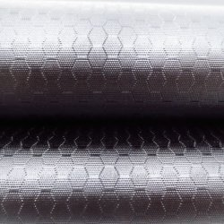 Custodia rivestita in poliestere e bagaglio a sacco rivestito in PE/PVC laminato impermeabile Tessuto corduroso