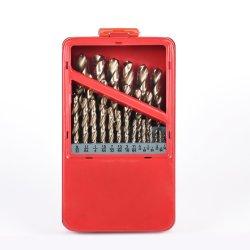 Brocas de torsión de herramienta de corte con un estricto control de calidad