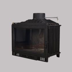 조절식 서모스탯과 리모콘이 있는 다연료 펠렛 스토브/나무 스토브/벽난로 중국 공장에서 제작