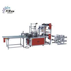 La qualité de Taiwan en plastique biodégradable Sac shopping plat 4 lignes Making Machine Prix