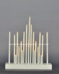 19 LED 크리스마스 캔들 워머 램프