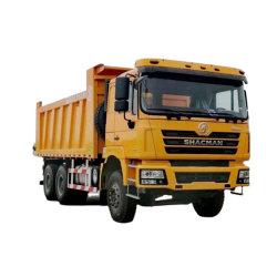 De op zwaar werk berekende Nieuwe of Gebruikte Vrachtwagen van de Stortplaats van de Lading van de Vrachtwagen van de Stortplaats Shacman F3000 6X4 10wheel 30/40 Ton Van Box U Shape