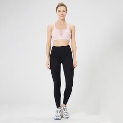 Vender el traje de yoga de los pantalones negros Charm Powder