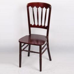 Из красного дерева и деревянные свадьбы Наполеона Шато стулья