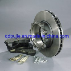 Banheira de venda preço grossista peças do veículo veículo o disco de freio 1402272 para Scani