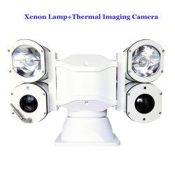 Kamera doppelten Xenon und Wärmebildgebung HD MultifunktionsiP-PTZ
