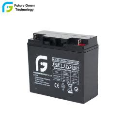 再充電可能な密封されたAGMの鉛酸UPS電池12V 20ah