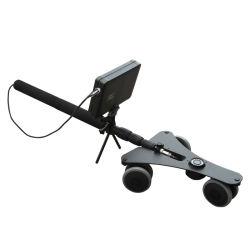 1080p HD Digital sous le véhicule le système de détecteur de voiture caméra avec 2m mât télescopique