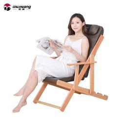 Electric amasar Shiatsu silla mecedora de giro de Mini masajeador reclinables sillón de masaje