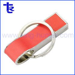 Minileder USB-greller Fahrer mit Haken für Firma-Geschenk